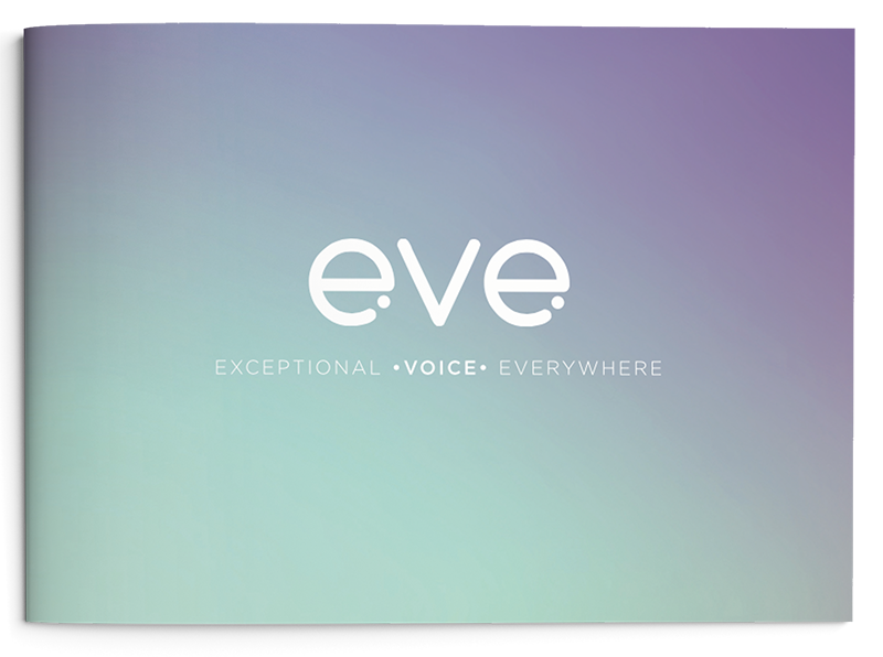 eve phone system brochure download