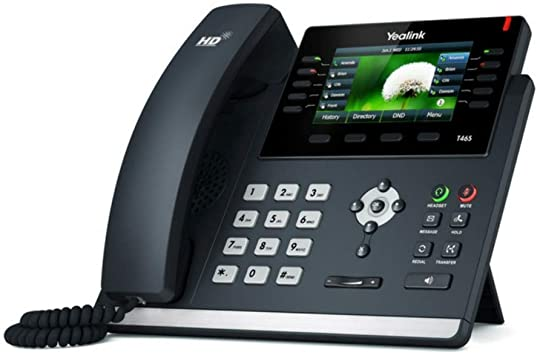 Yealink T46 business VoIP desk phone